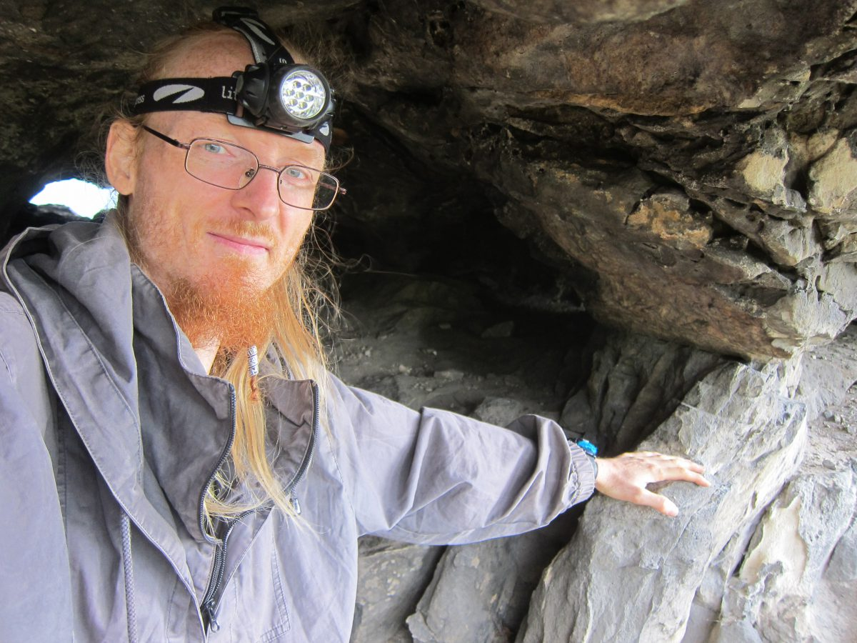 Der Kuhstall und seine Höhlen