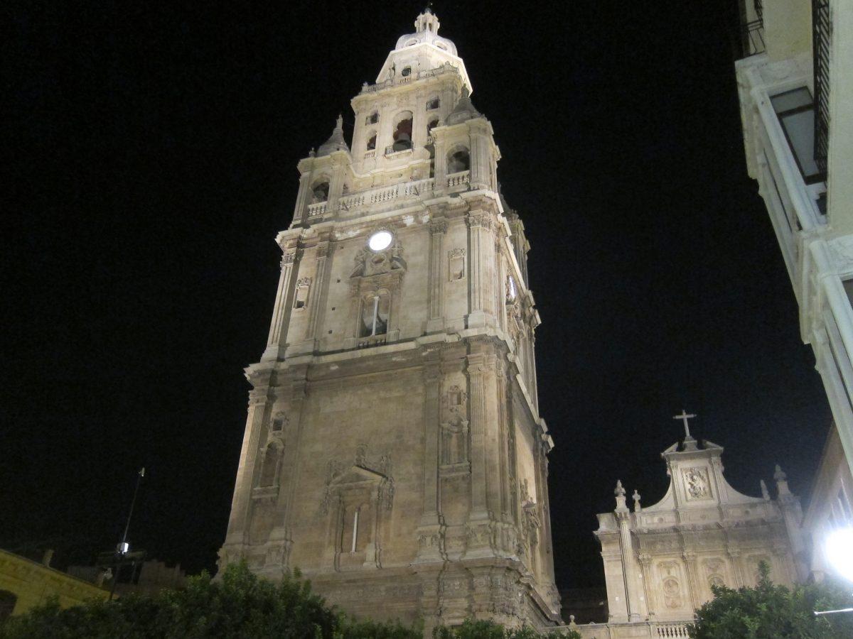 von Oliva nach Murcia