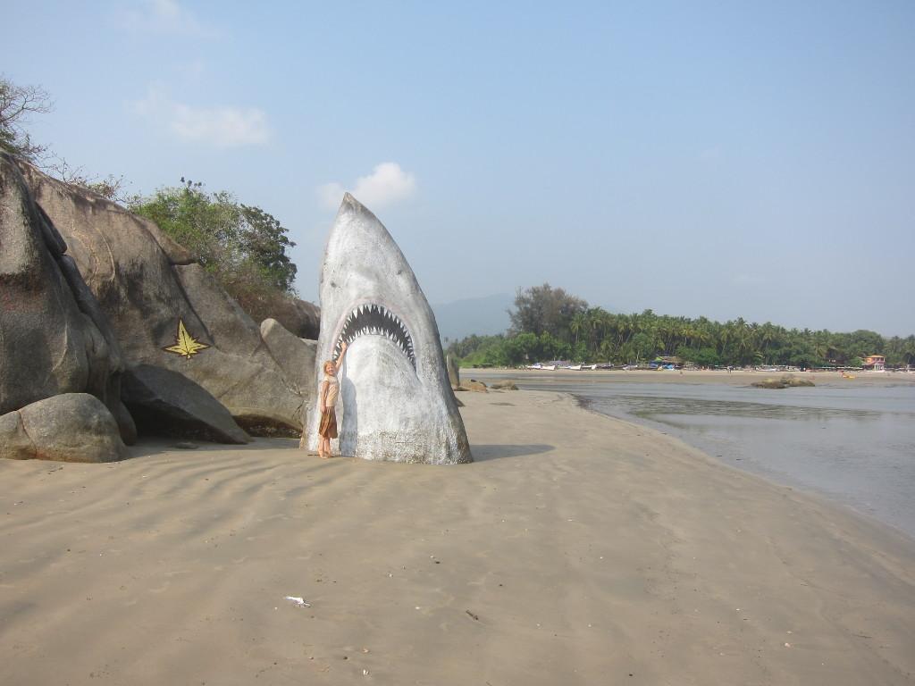 Monkey Island und der Weiße Hai