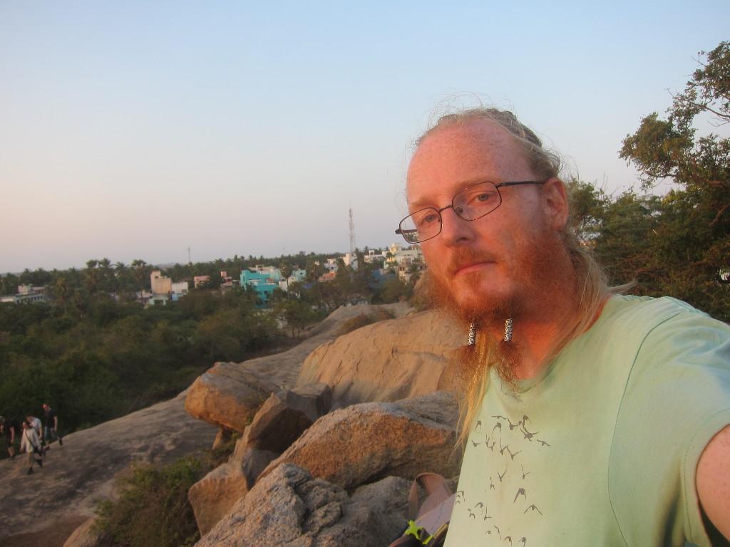 Aufbruchsstimmung in Mamallapuram