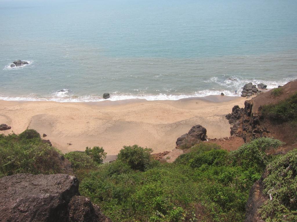 Rumlungern an den schönsten Stränden Goas