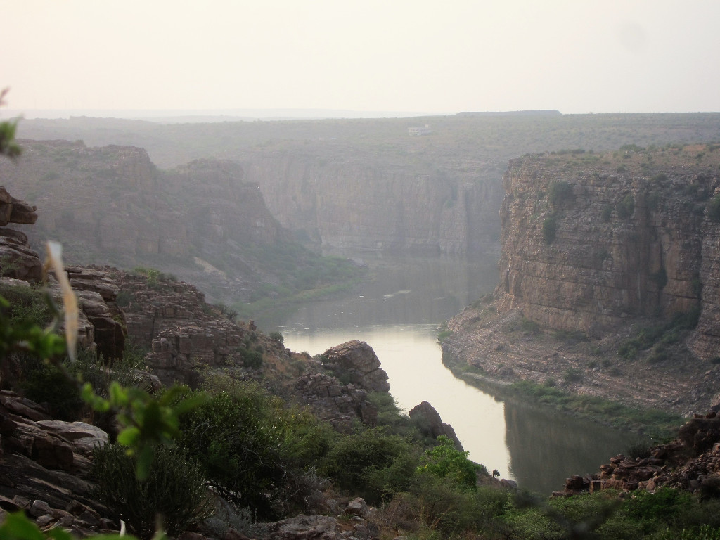 Der Grand Canyon Indiens