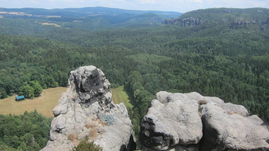 Der Müllerstein – Ein Kletterguide