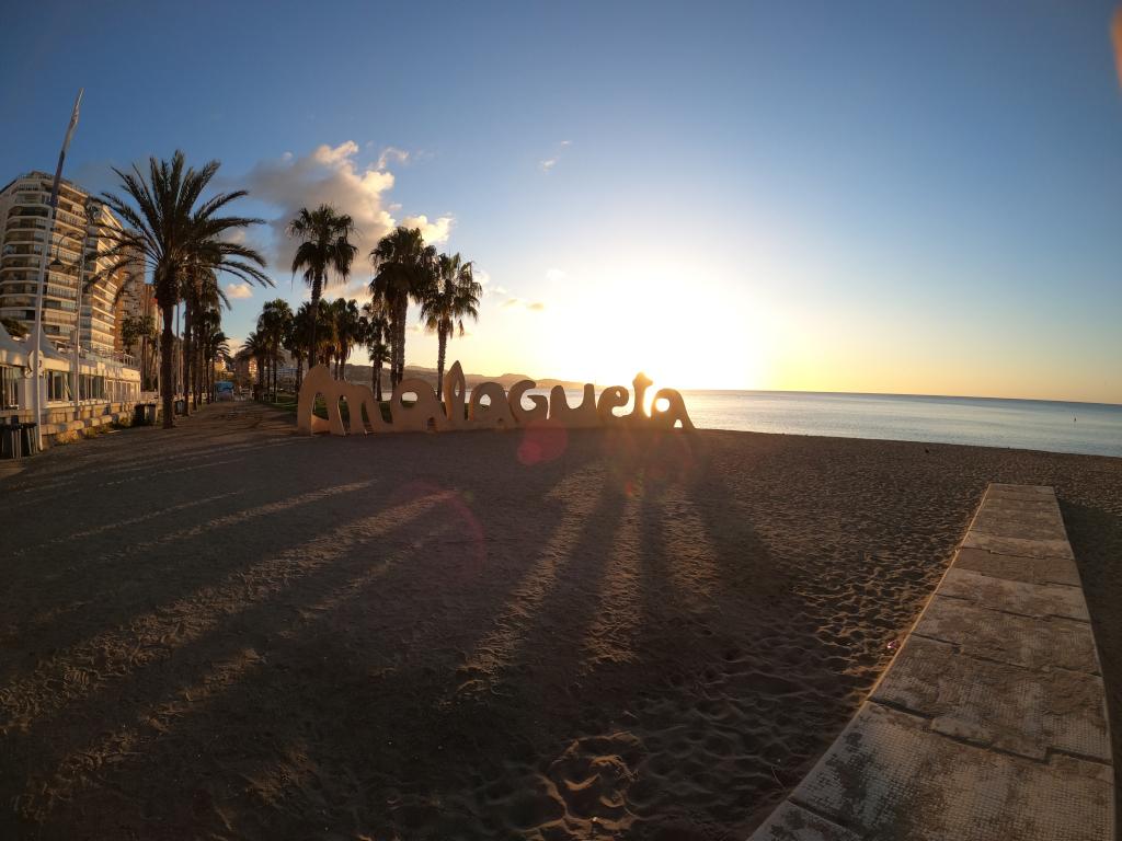 Zu Fuß von Málaga nach El Chorro