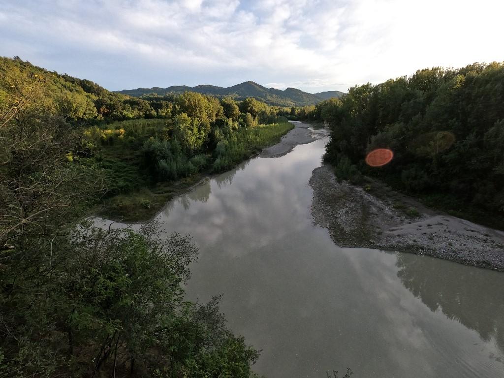 Zu Fuß von Bologna über die Apenninen nach Arezzo